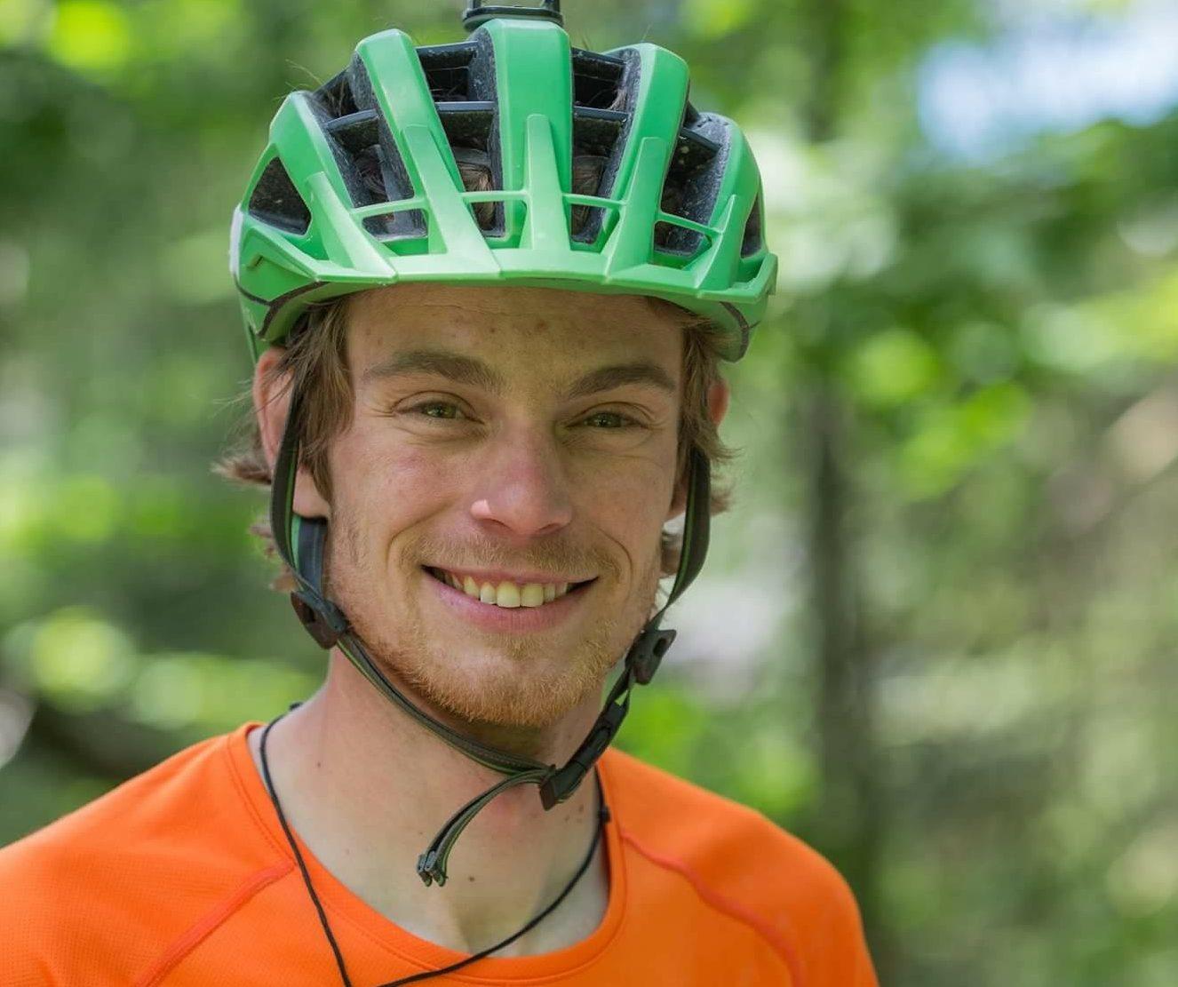 Anej guiden för bike nomad och sponsrad av Specialized. Foto:eget